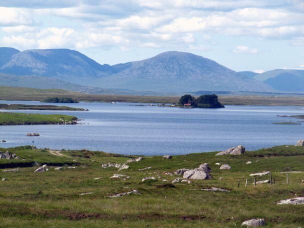 Glenicmurrin Lough More at http://www.galwayphotographs.com and http://www.galwayphotographssite.com  #Galway #galwayphotographs