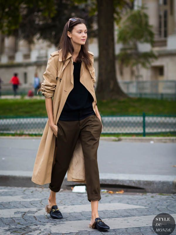 Diese Streetstyles der Pariser Fashion Week werden Dich inspirieren!