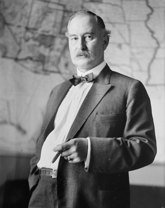 Jan 2, 1923: Secretary Fall resigns in Teapot Dome scandal.  Albert Fall, the secretary of the U.S. Department of Interior, resigns in response to public outrage over the Teapot Dome scandal. Fall's resignation illuminated a deeply corrupt relationship between western developers and the federal government.