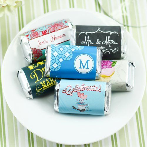 42 Best Images About Candy For Wedding Favors On Pinterest Personalized Wed