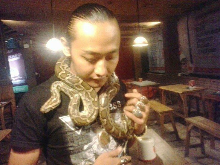 Me and Snake