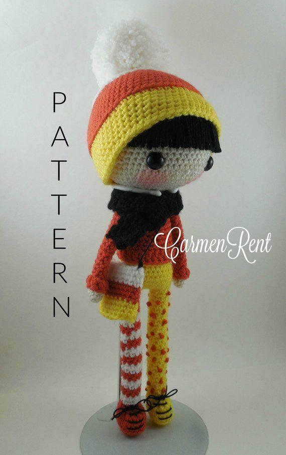 Big Amigurumi Cat Free Crochet Patterns | 906x570