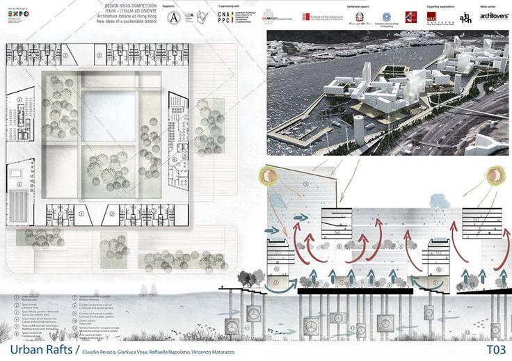 Urban Rafts, Hong-Kong, 2015 - Gianluca Vosa, claudio persico, raffaella napolano, Vincenzo Matarazzo