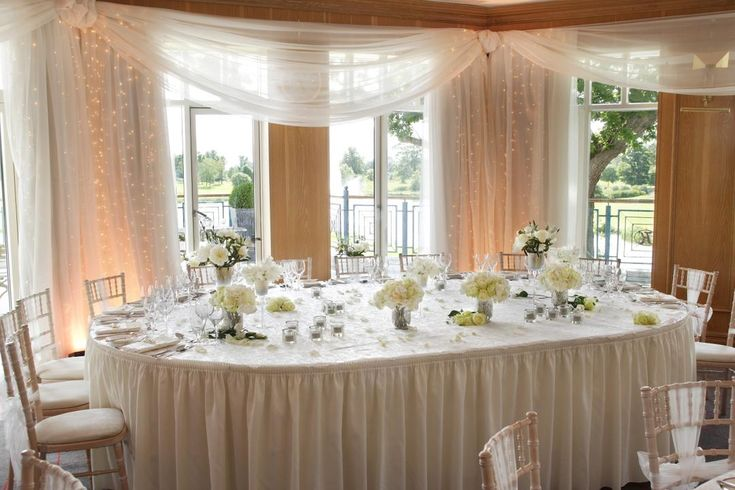 The K Club, Co. Kildare wedding venue.