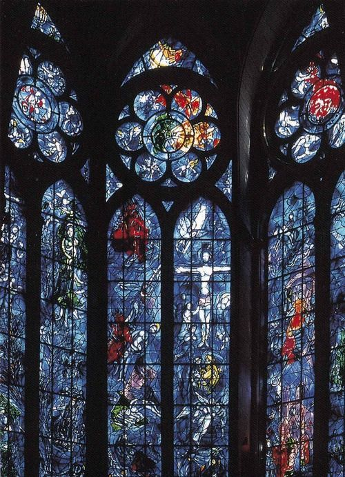 2573 best images about Glas in lood on Pinterest | Stained ... Chagall Glas In Lood