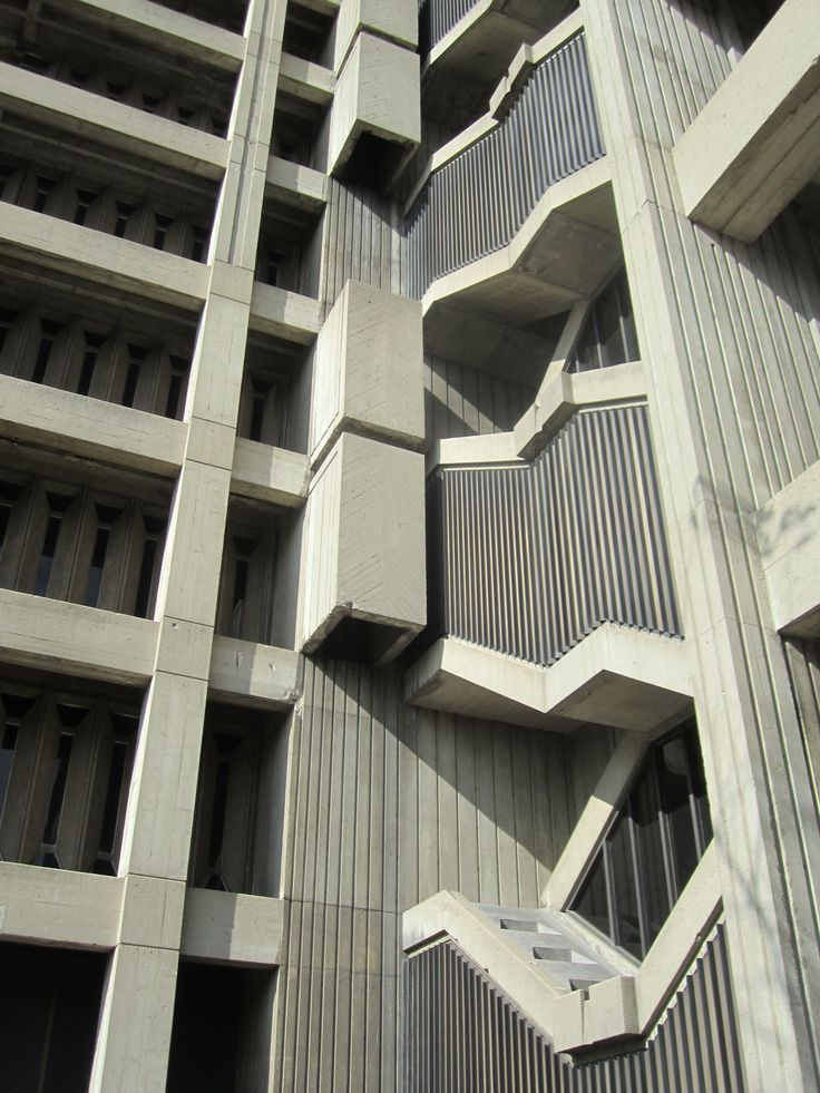 Brutalist architecture a collection of other ideas to try for Architecture brutaliste