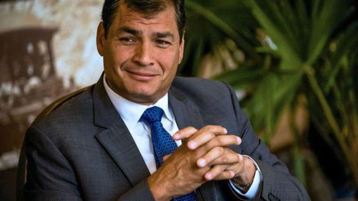 El video de Rafael Correa que se hizo viral - http://www.notiexpresscolor.com/2016/11/28/el-video-de-rafael-correa-que-se-hizo-viral/