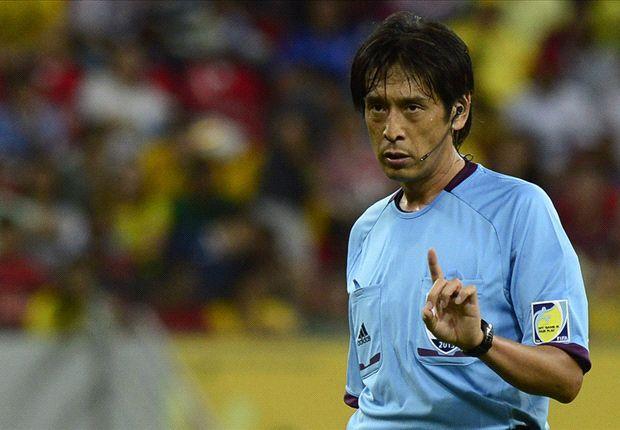 日本の西村氏がW杯開幕戦の主審に #WorldCup