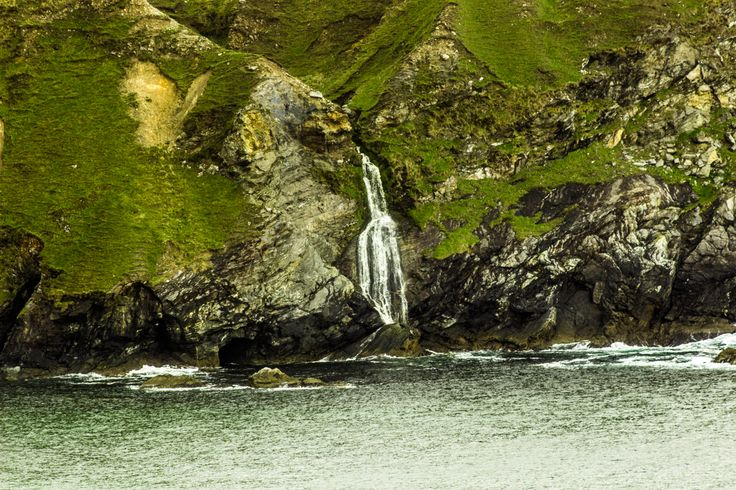 Waterfall at Malainn