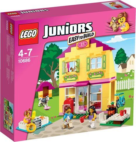 LEGO Juniors, Familjens hus