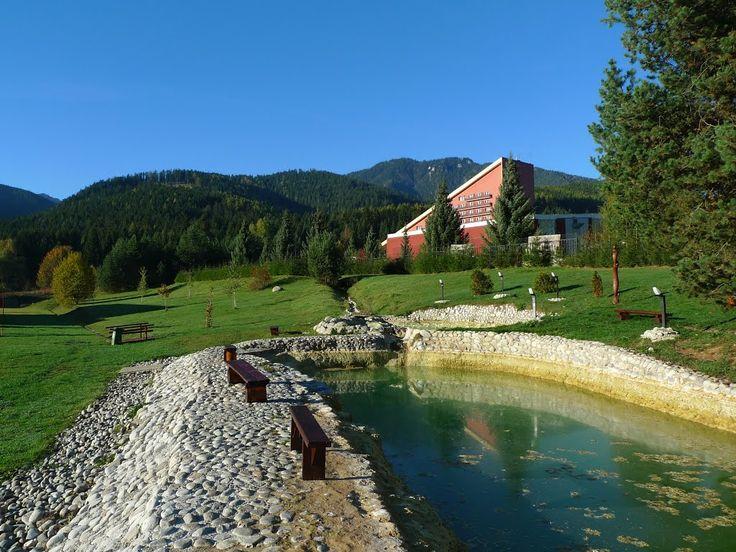 Slovensko, Liptovský Ján, Jánska dolina, jazierka s mineralnou vodou