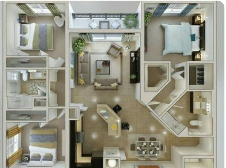 97 best Plans Architecturaux images on Pinterest Floor plans