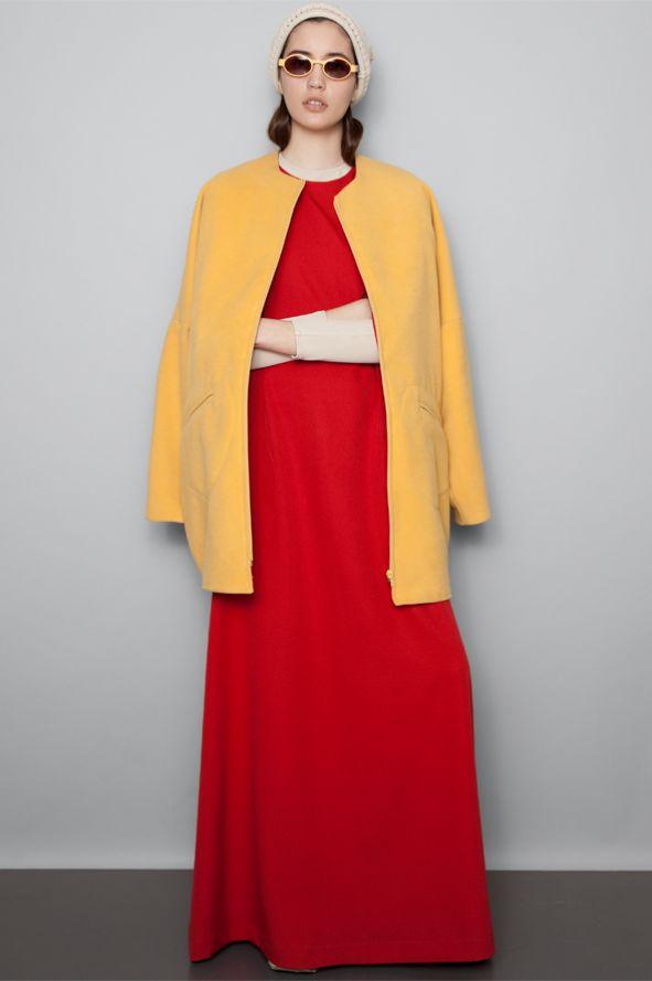5 vestidos de túnica larga con la mejor onda para esta primavera - http://vestidosglam.com/5-vestidos-de-tunica-larga-con-la-mejor-onda-para-esta-primavera/