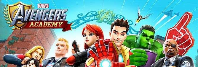 Marvel Avengers Academy Overview | Free Online MMORPG and MMO Games List - OnRPG