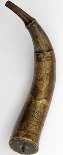 Contemporary Makers: Stephen Middagh Powder Horn at Cowan's Auction