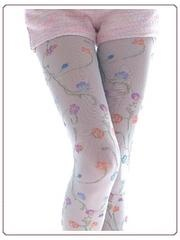 Can't find the rose tights but these floral ones are great, too!