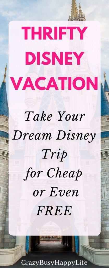 Plan Your Cheap Disney Vacation: Do Disney on a Dime