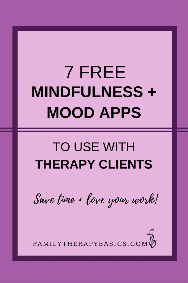 These 7 apps will support your work with clients and offer them daily reinforcement for their goals. A list of 7 apps that can help deepen therapy work for clients and therapists.