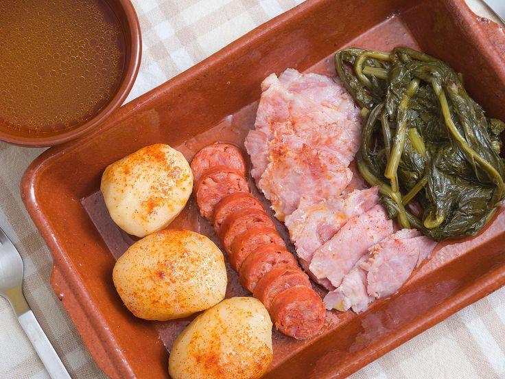 Lacón con grelos #Galicia