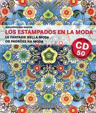 #Diseño Estampados en la #moda (incluye CD) - Macarena San Martin #Evergreen