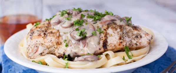 Carrabbas Chicken Marsala Recipe - Genius Kitchen