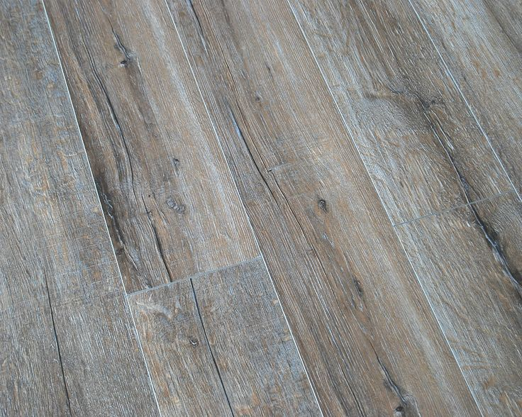 BerryAlloc 8mm Cracked River Oak V Groove Laminate Flooring
