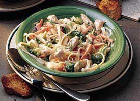 Easy Chicken-Pasta Primavera Recipe - Tablespoon
