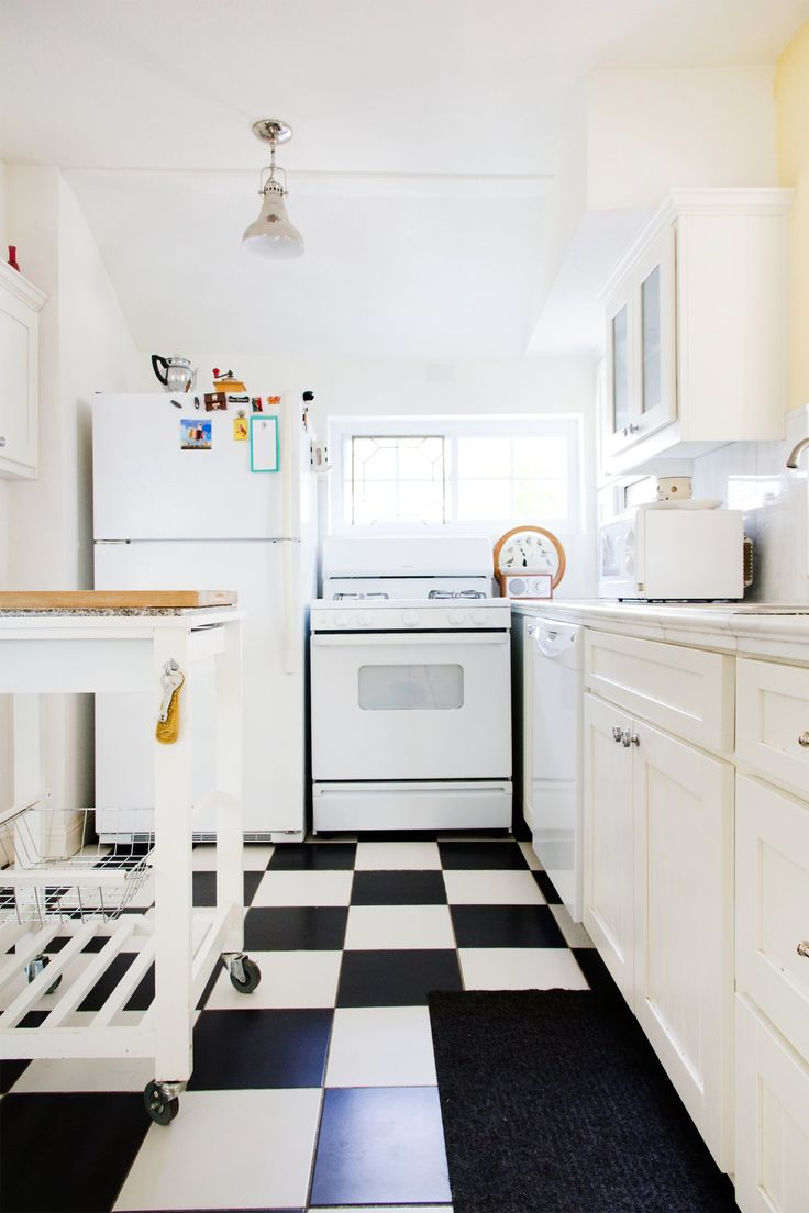 Checkerboard Kitchen Floor 17 Best Images About Checkerboard Kitchen Floors On Pinterest