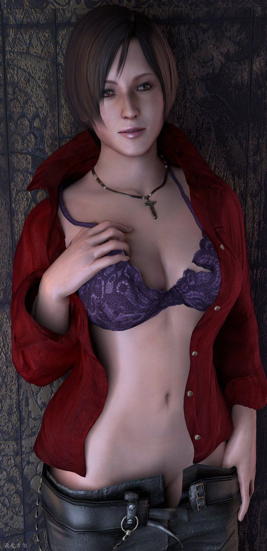 Sexy ada wong porn