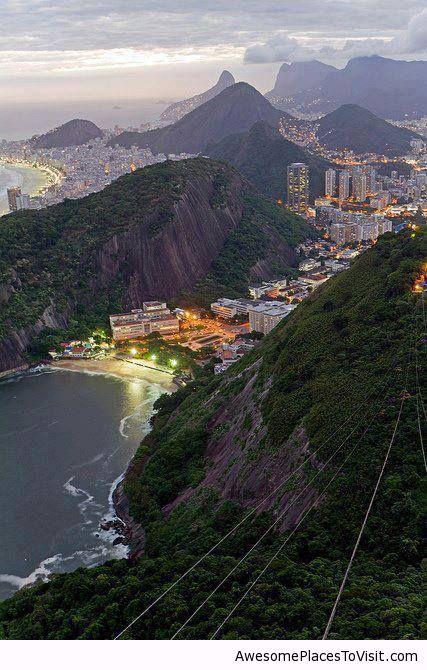 Brazil, Travel guide 2013 @Avery Jane