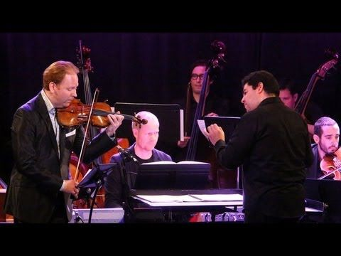 ▶ Recomposed by Max Richter: Vivaldi's Four Seasons - Tito Muñoz/Daniel Hope/Ensemble LPR - YouTube