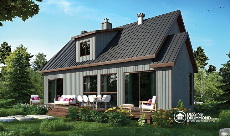 9 best maison images on Pinterest Passive house, Arquitetura and