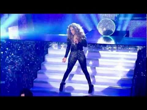 Jennifer Lopez - On The Floor (Live on So You Think You Can Dance)