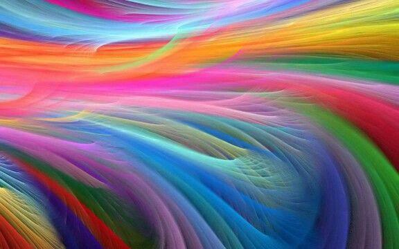 La felicità  è  un colore... il piacere ... è  una sfumatura!!!