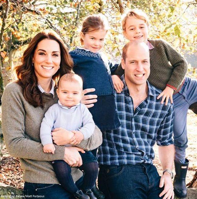 Duchess Kate: An Autumn Anmer Portrait For The Cambridges