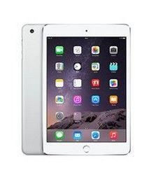 iPad mini 3 Wi-Fi + Cellular 16GB - Gümüş Rengi