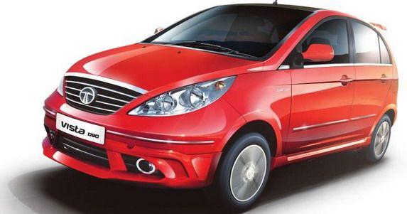 Tata Indica Vista D90 i Vista D90 Xtreme concept