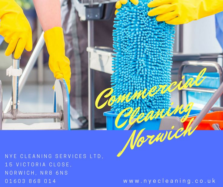 Nye Cleaning Services Ltd provides specialist commercial cleaning services in Norwich that can spruce and clean up your office space in no time! http://www.nyecleaning.co.uk/