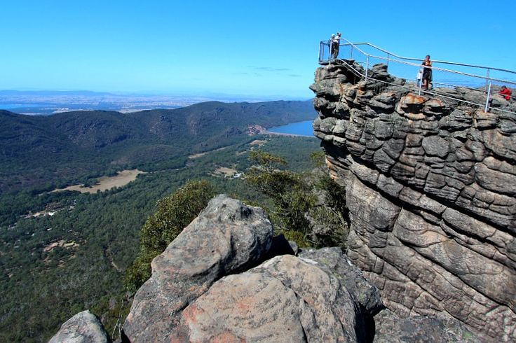 Go hiking in the Grampians National Park - Victoria, Australia