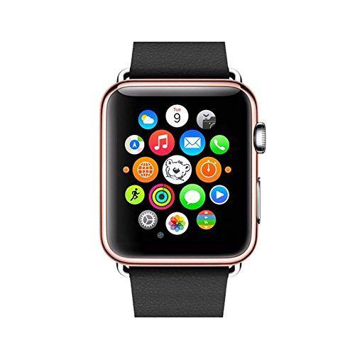ArktisPRO Apple Watch 38mm Fashion Case roségold - http://on-line-kaufen.de/arktispro/arktispro-apple-watch-38mm-fashion-case-ros-gold