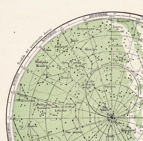 astronomy charts northern hemisphere - photo #28