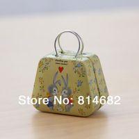 23 stili per la scelta borsa archiviazione mini tin small bomboniera carino / contenitore di ferro 45 * 50 mm per wedding box , contenitore di monili