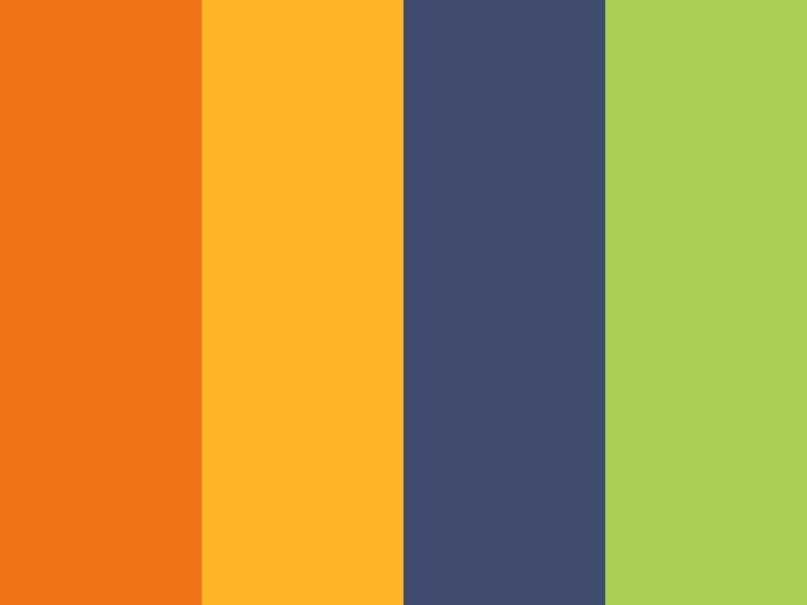 黄赤|鬱金色|紺青|萌黄