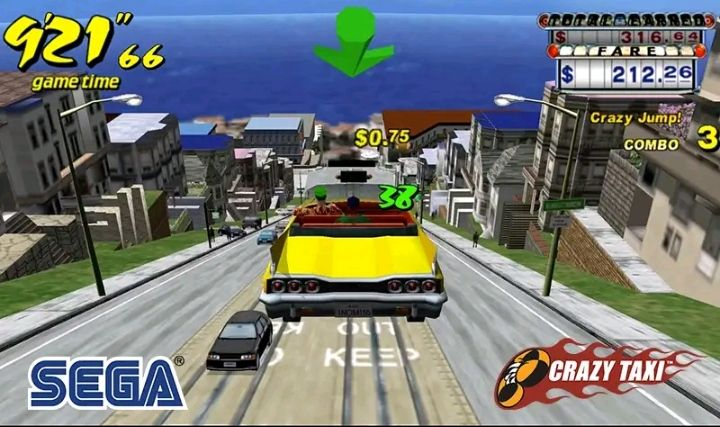 Welcome To Crazy Taxi Best Simulation Mobile Game Crazy Taxi Taxi Games Game Download Free