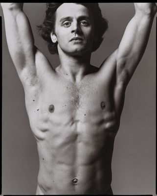 Mikhail Baryshnikov in 1978. Baryshnikov (b. 1948) is a Russian American dancer, choreographer, and actor, often cited alongside Vaslav Nijinsky and Rudolf Nureyev as one of the greatest ballet dancers in history. I heart him so much.