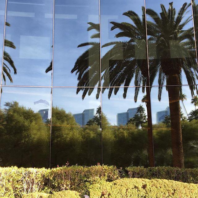 Reflection hotel #MGM #LasVegas