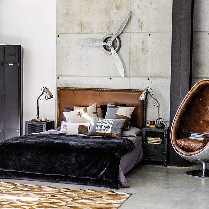 Muebles y decoración de interiores – Industrial | Maisons du Monde