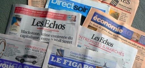 Demain, des journaux imprimés 100% interactifs?