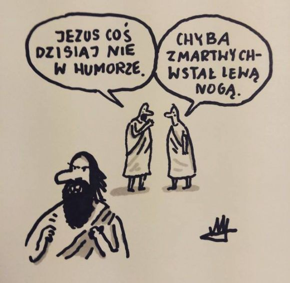 Zły dzień Jezusa