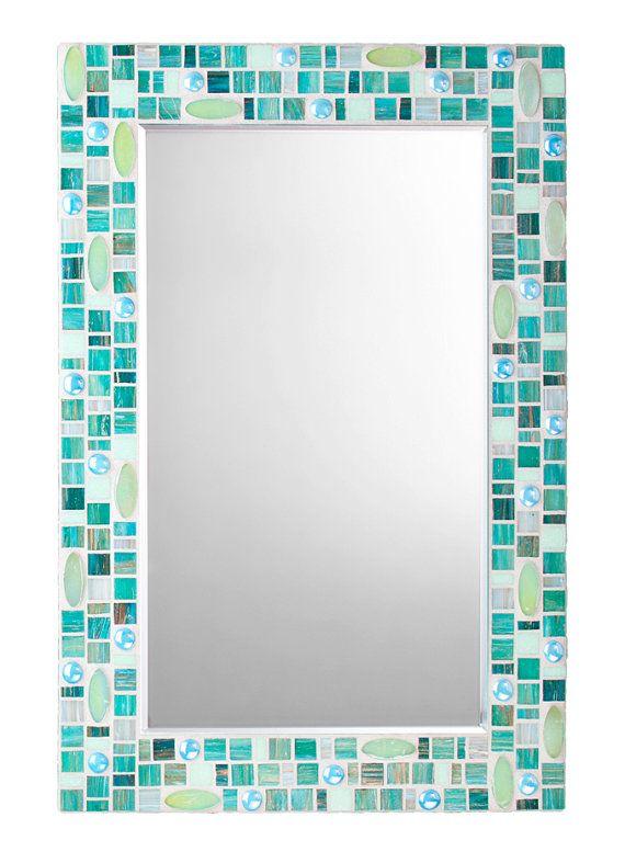Turquoise Wall Mirror 81 best mirror mirror images on pinterest | mirror mirror, mirror